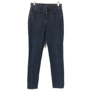 NYDJ Lift Tuck Technology Stretch Straight Jeans